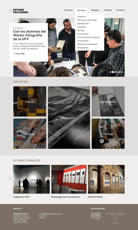 02 web_paco Mora_home_menu
