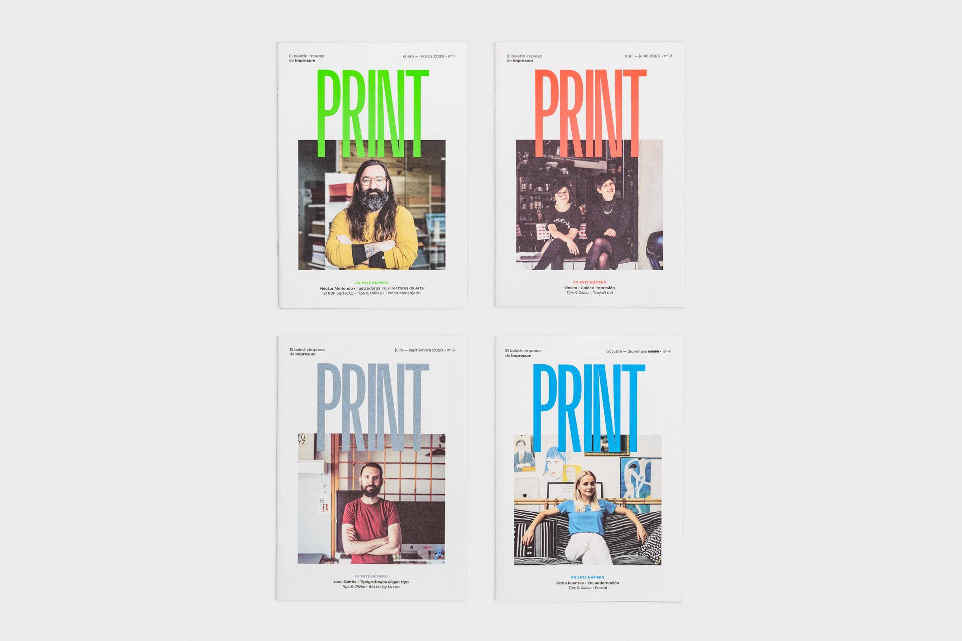 PRINT / NOPRINT