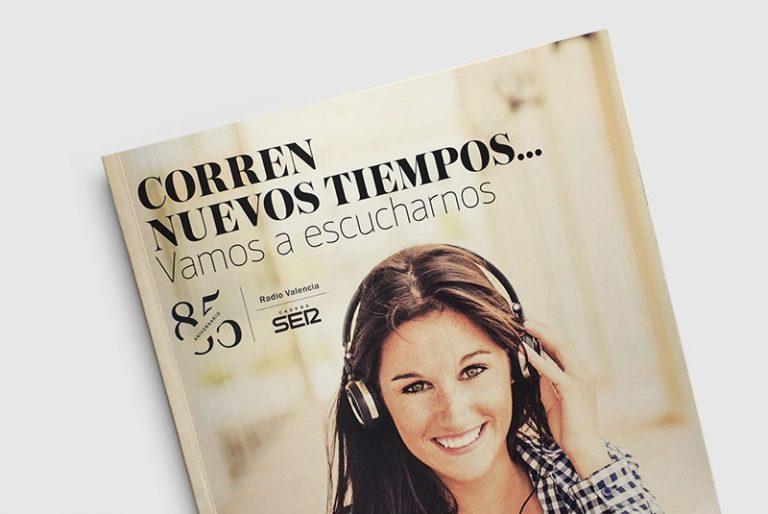 Revista 85 aniversario Radio Valencia