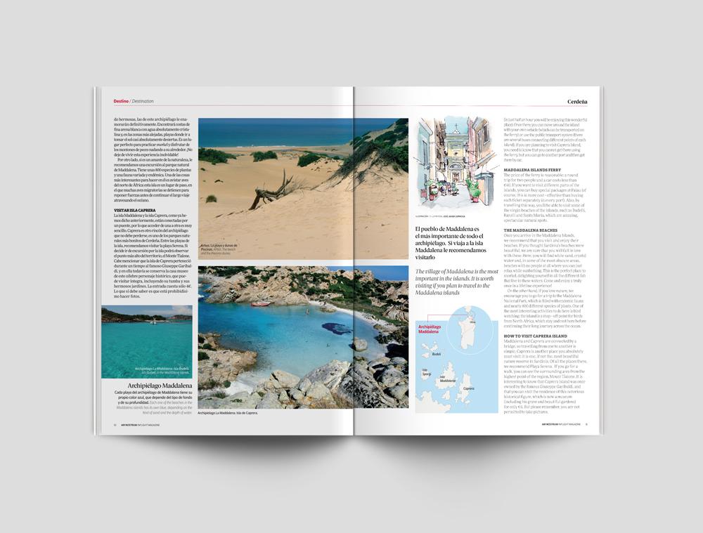 Air Nostrum Inflight Magazine