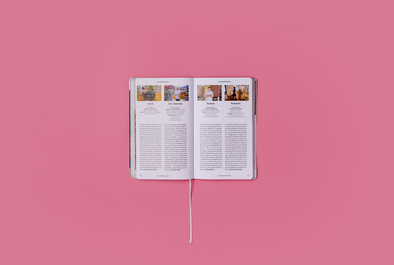Anuario Guía Hedonista 2020. Foto: María Mira